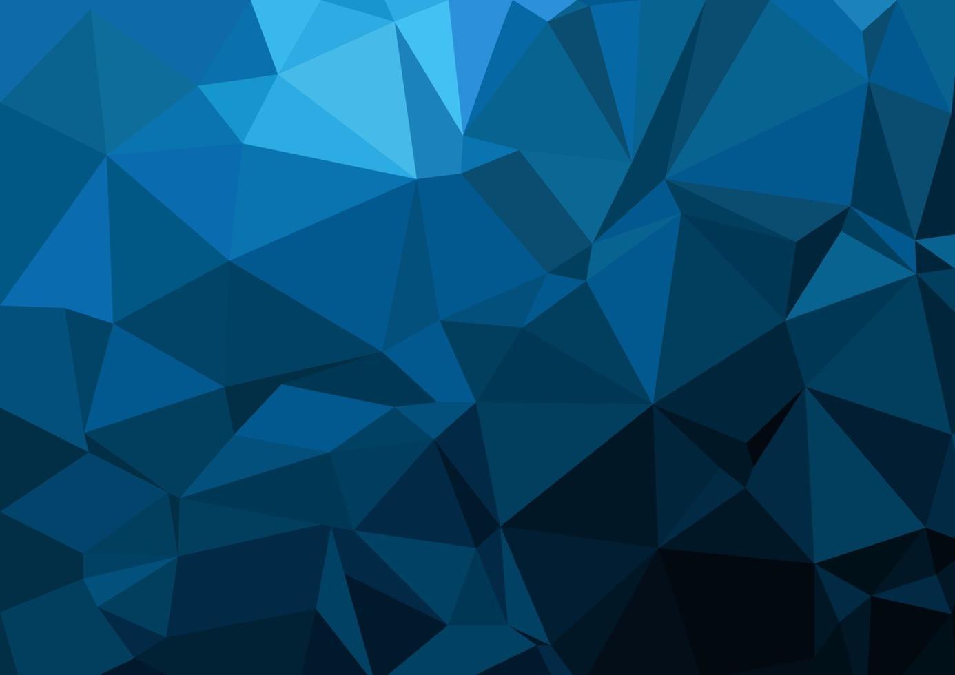 estilo polivinílico bajo triangular arrugado geométrico multicolor, fondo gráfico del ejemplo del gradiente. diseño poligonal vectorial. vector