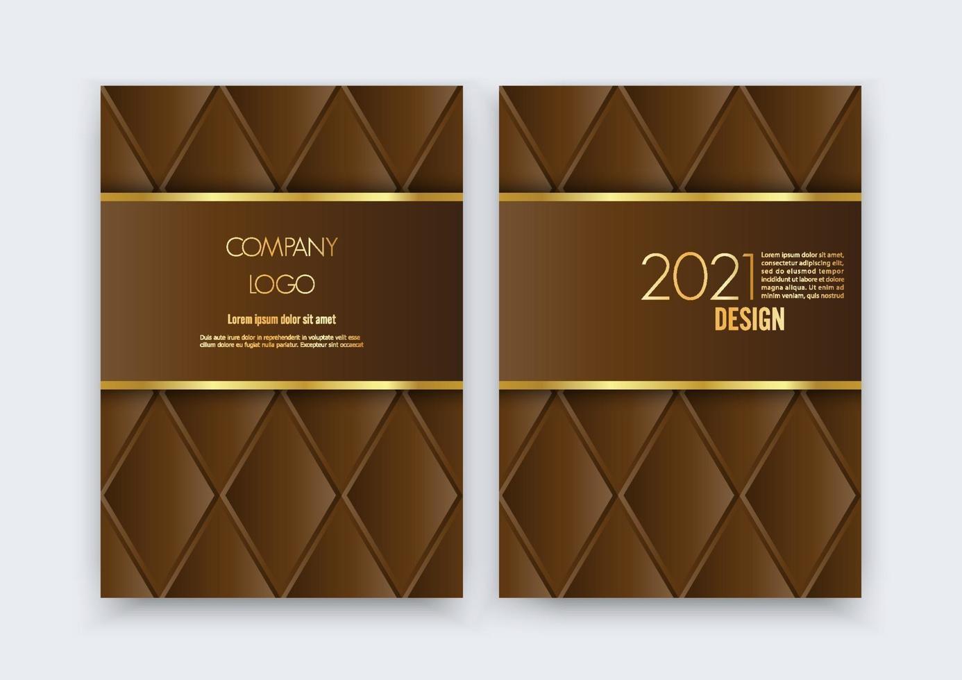 Fondo de diseño premium de lujo. plantilla de folleto. se puede utilizar para portada de revista, maqueta de negocios, educación, presentación. plantilla de tamaño a4 de folleto de negocios. vector