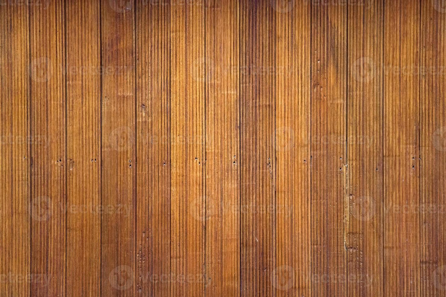 Vintage old wooden wall photo