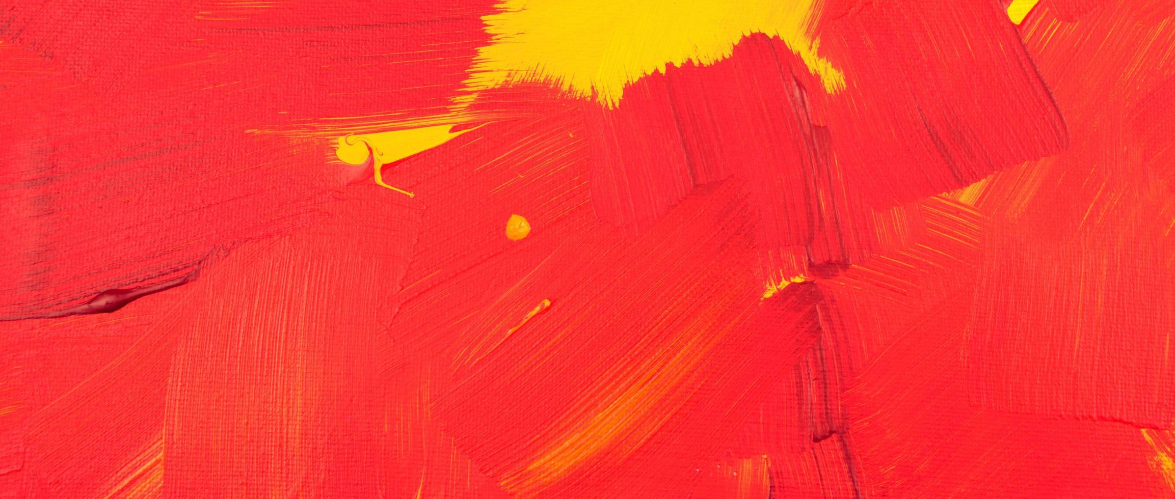 Fondo de pintura abstracta hecha a mano, dibujada a mano foto