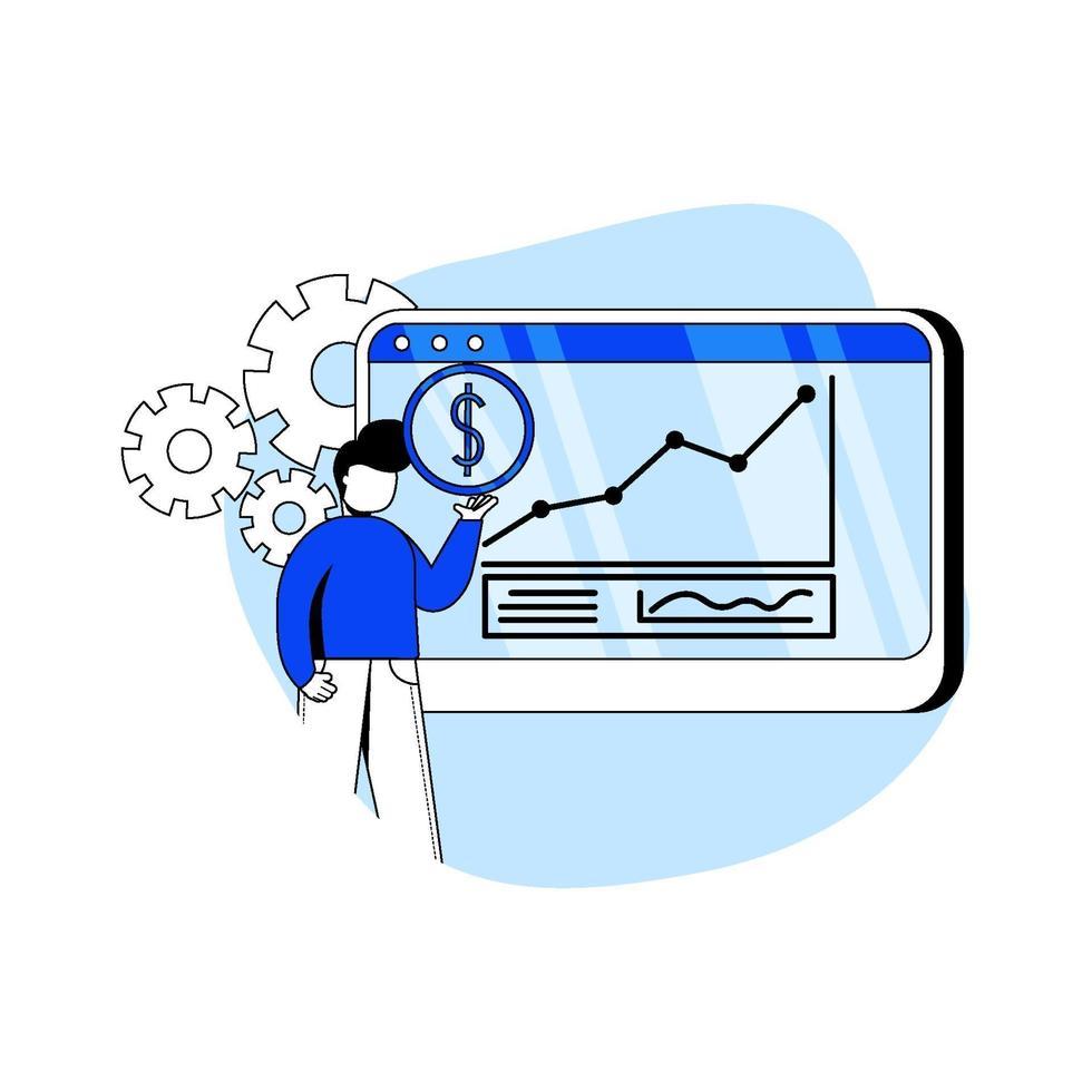 concepto de icono de negocio vector