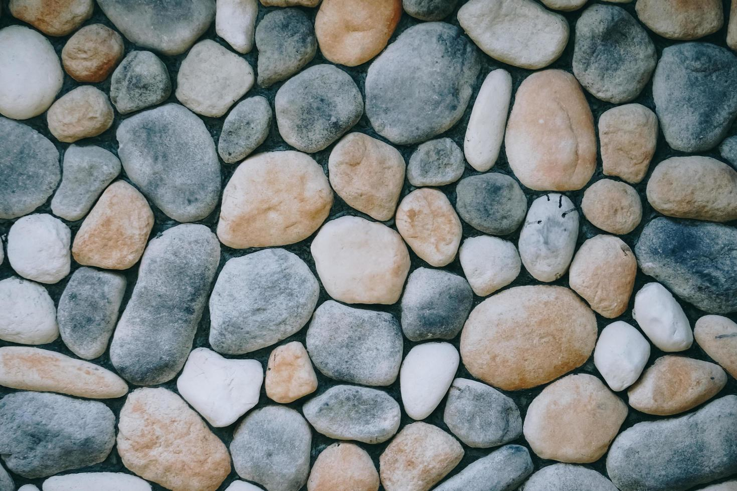 Stone wall background texture photo