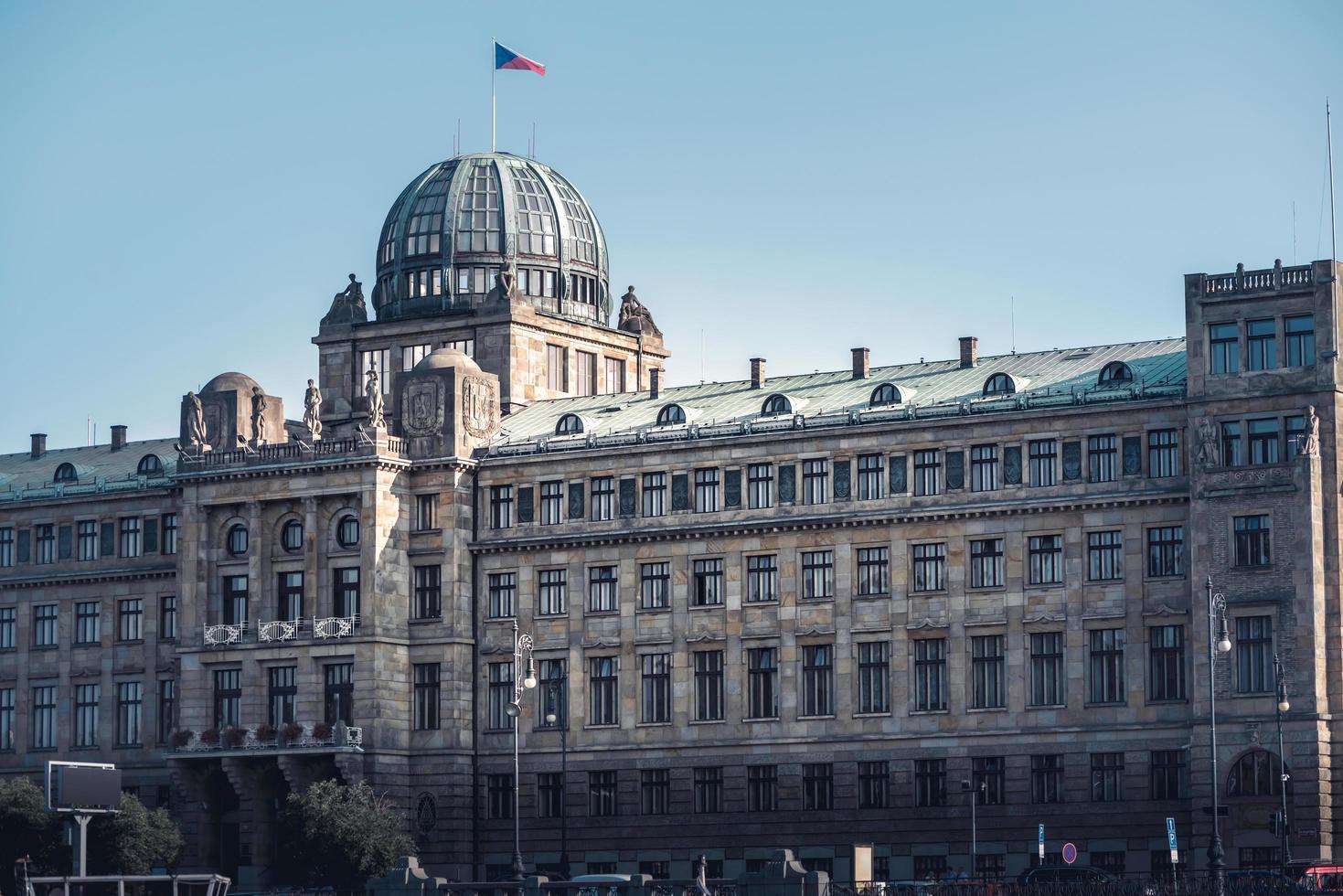 república checa 2019 - ministerio de industria y construcción del comercio foto