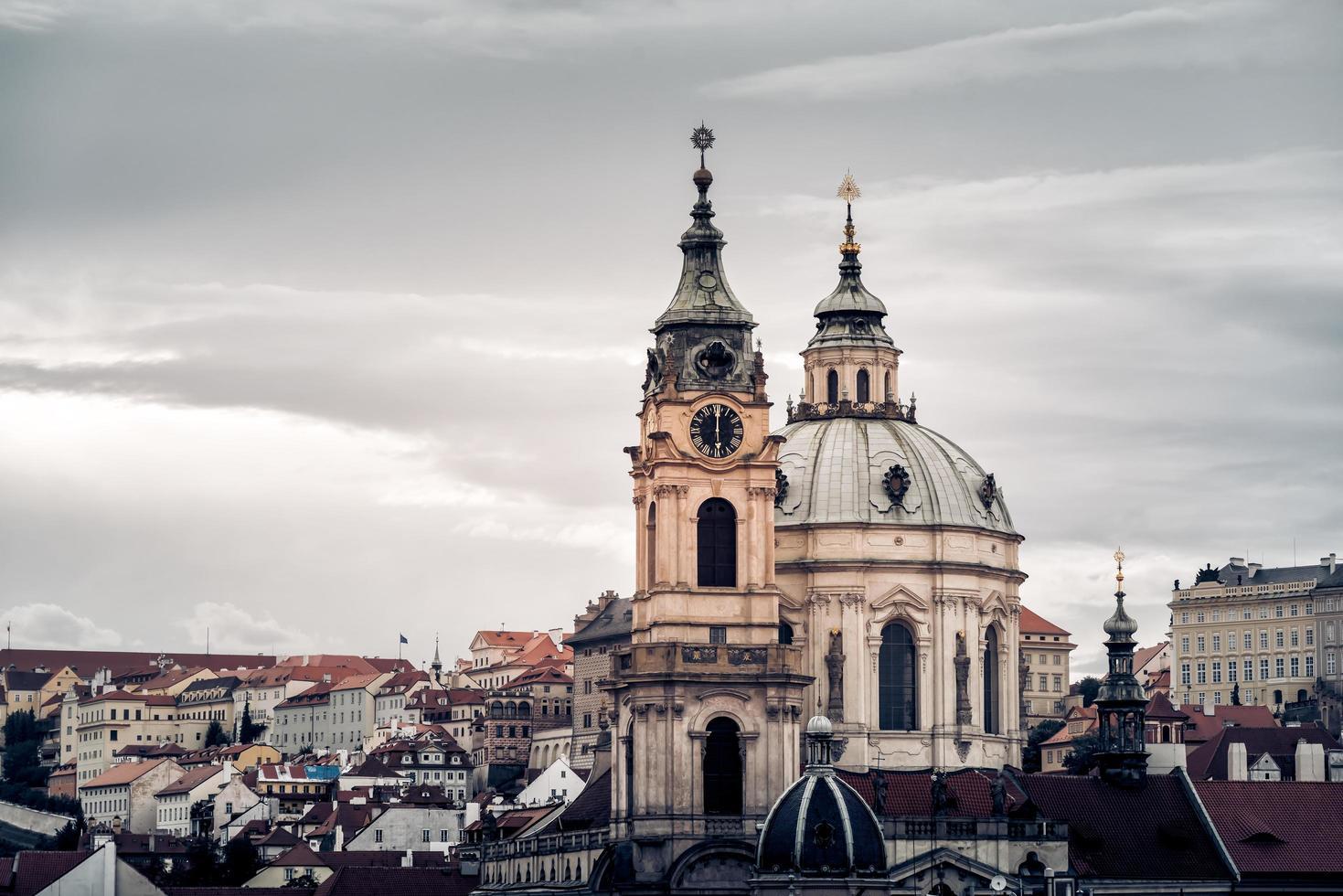 praga, república checa, paisaje urbano, vista foto