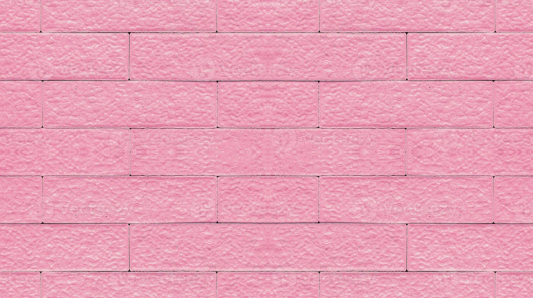 textura de fondo de hormigón rosa foto