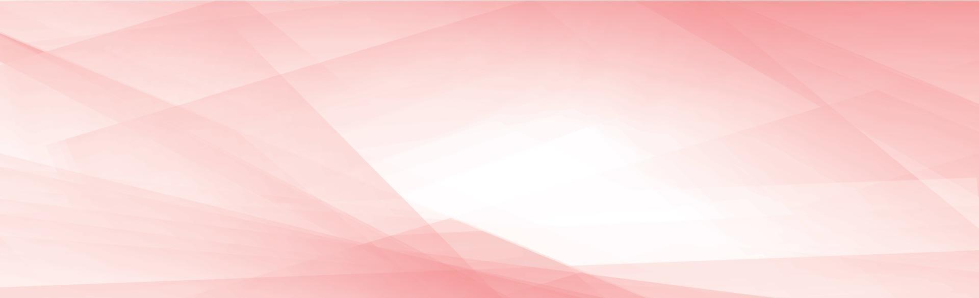Panoramic abstract background with various shades of red - Vector