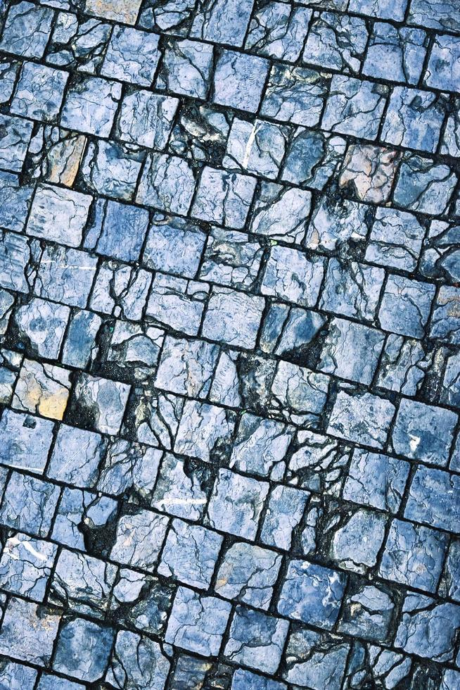 Old tile background photo