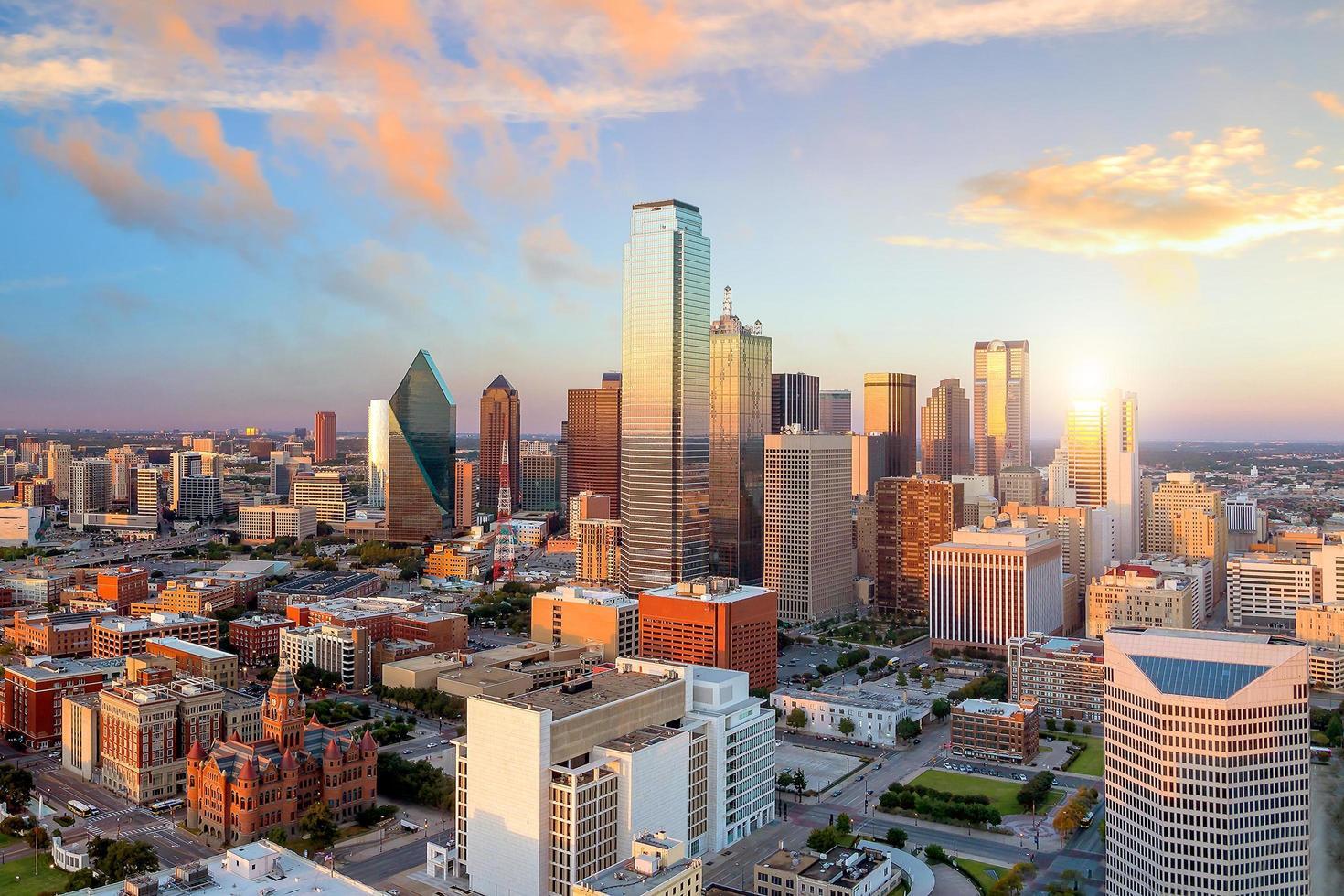 Dallas, Texas cityscape photo