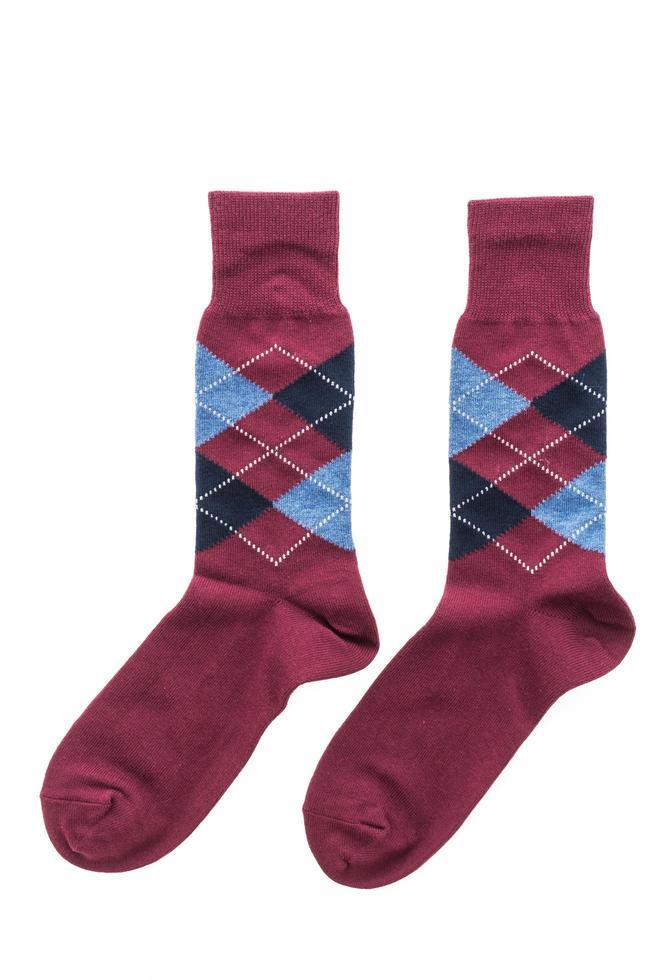 par de calcetines foto