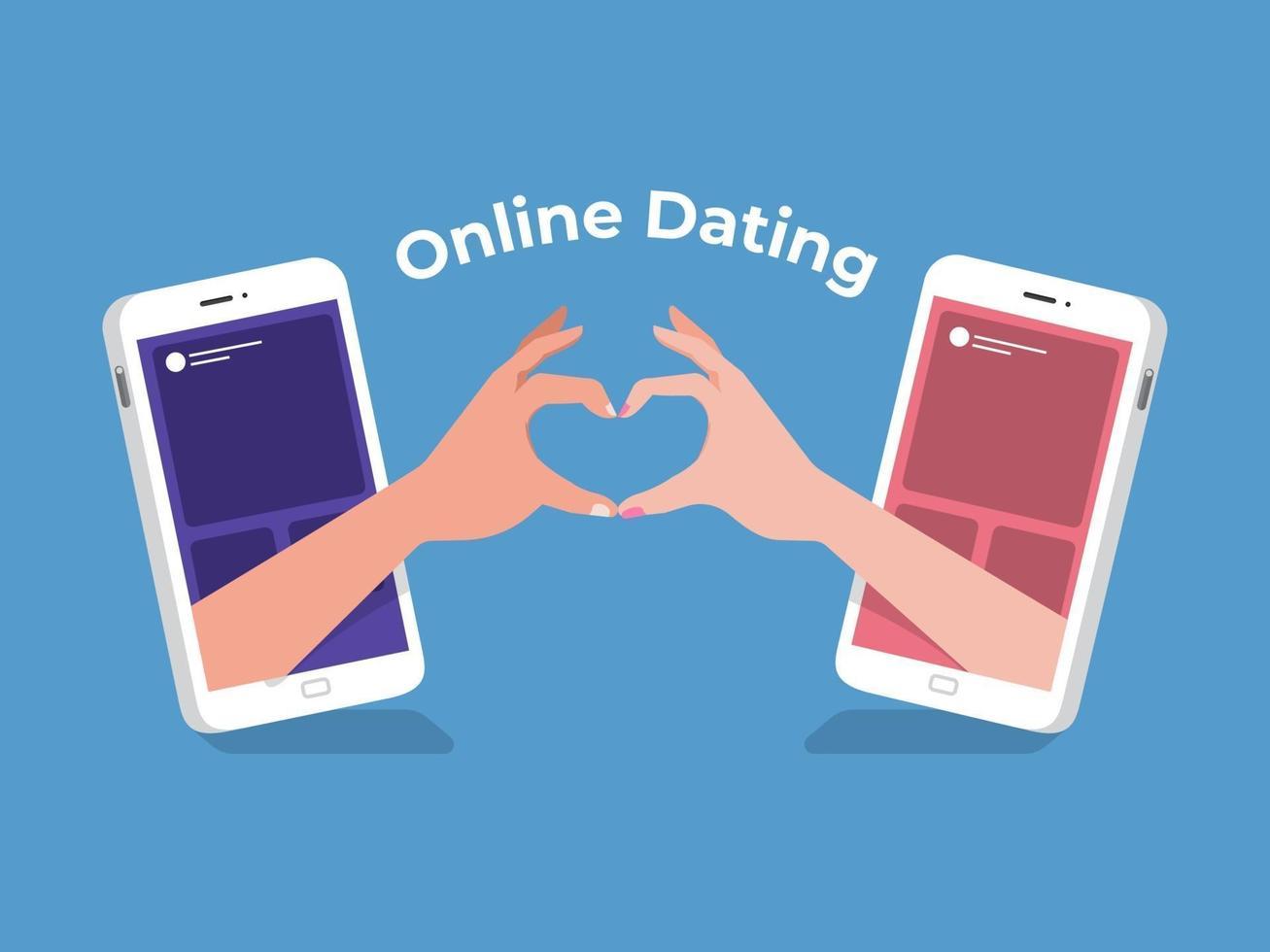dating smartphone
