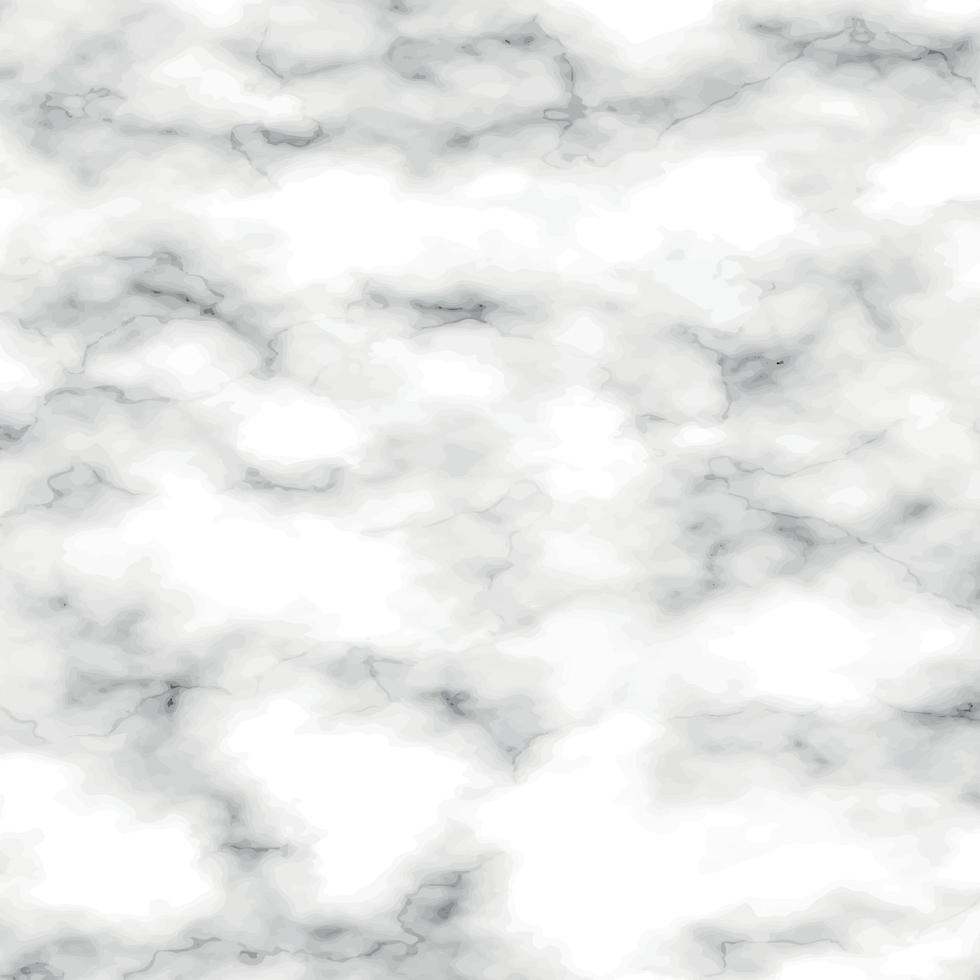 piedra blanca con fondo de mármol negro - vector