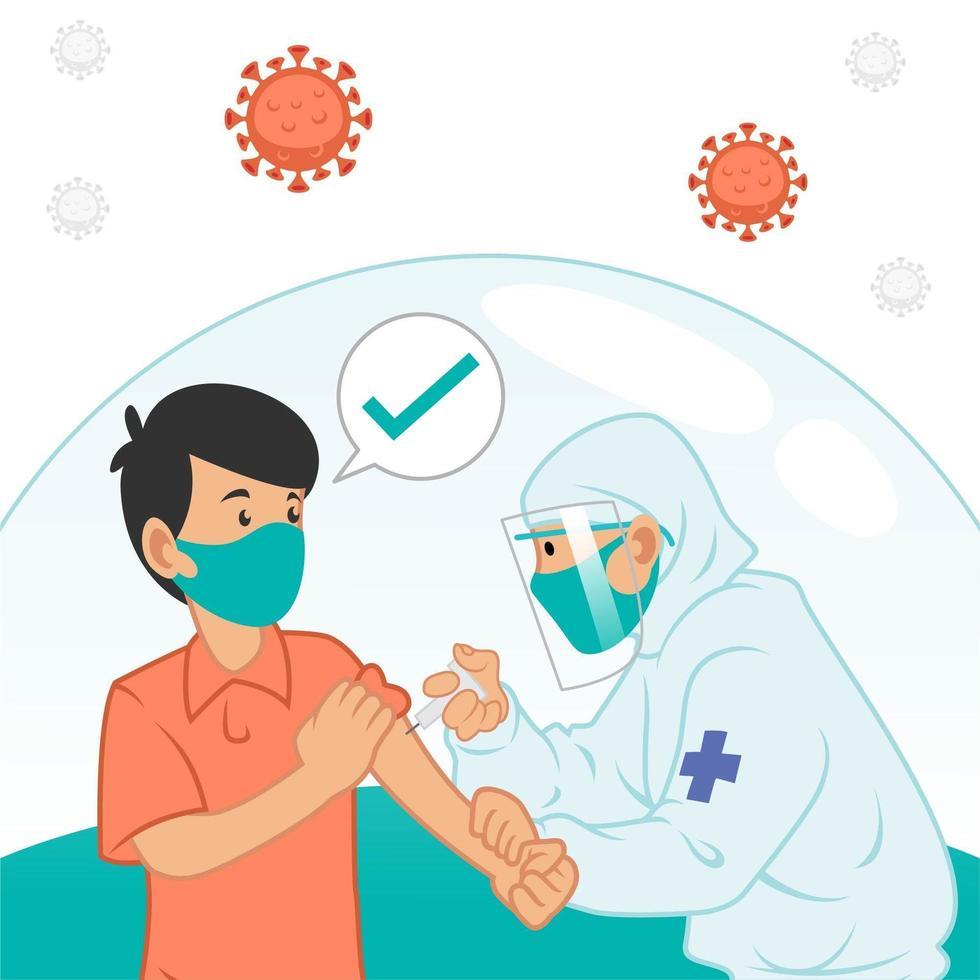 New Normal Vaccine vector