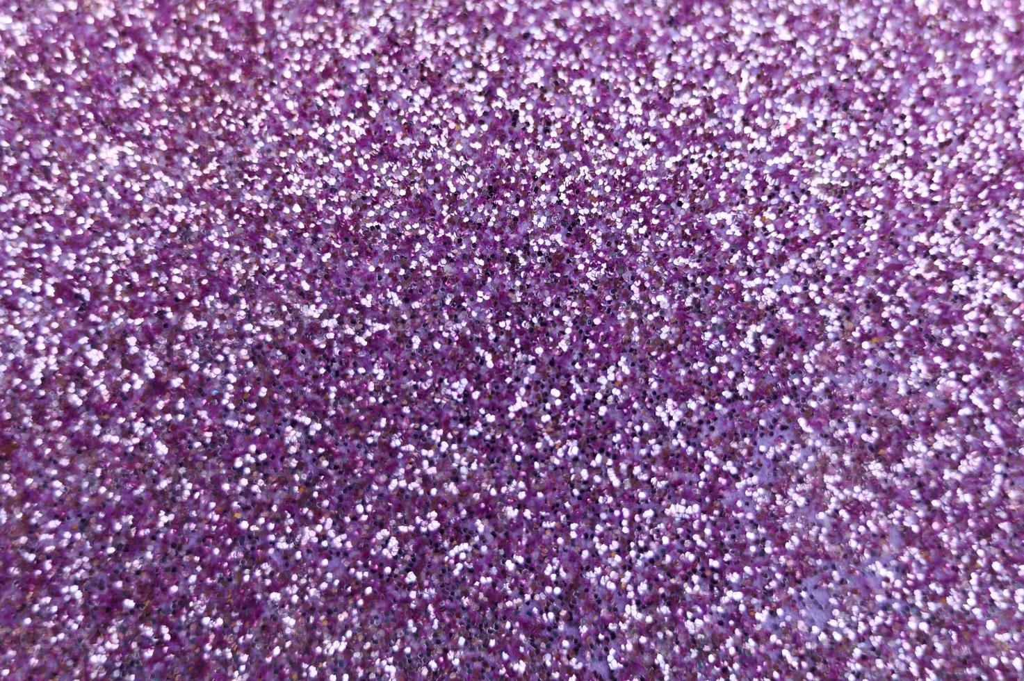 Purple glitter background photo
