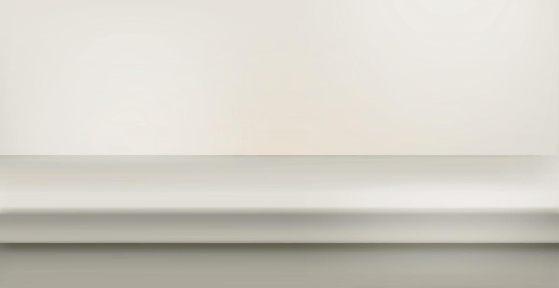 encimera de cocina, textura de piedra, mesa de bar - vector