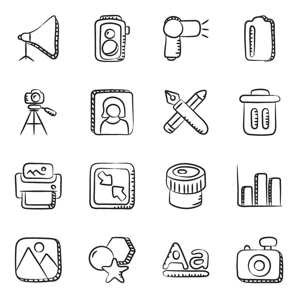 herramientas gráficas y diseño vector