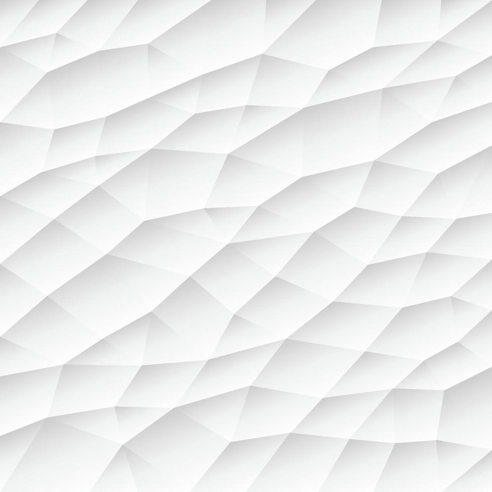 Fondo de arte abstracto blanco. ilustración vectorial vector