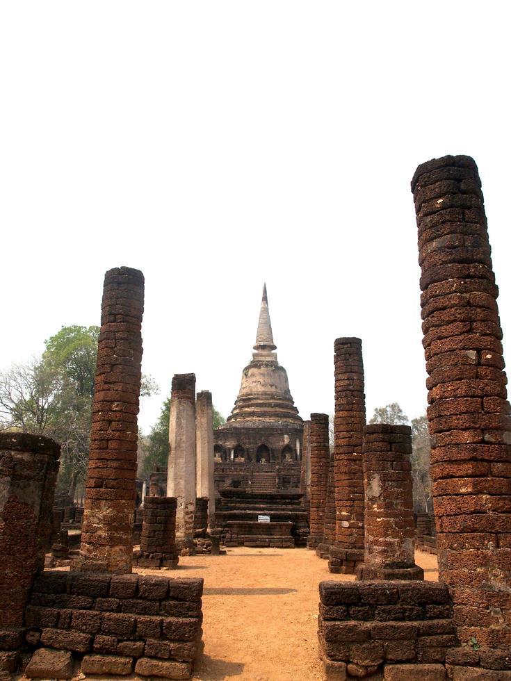 Thailand 2013- Sukhothai Historical Park photo