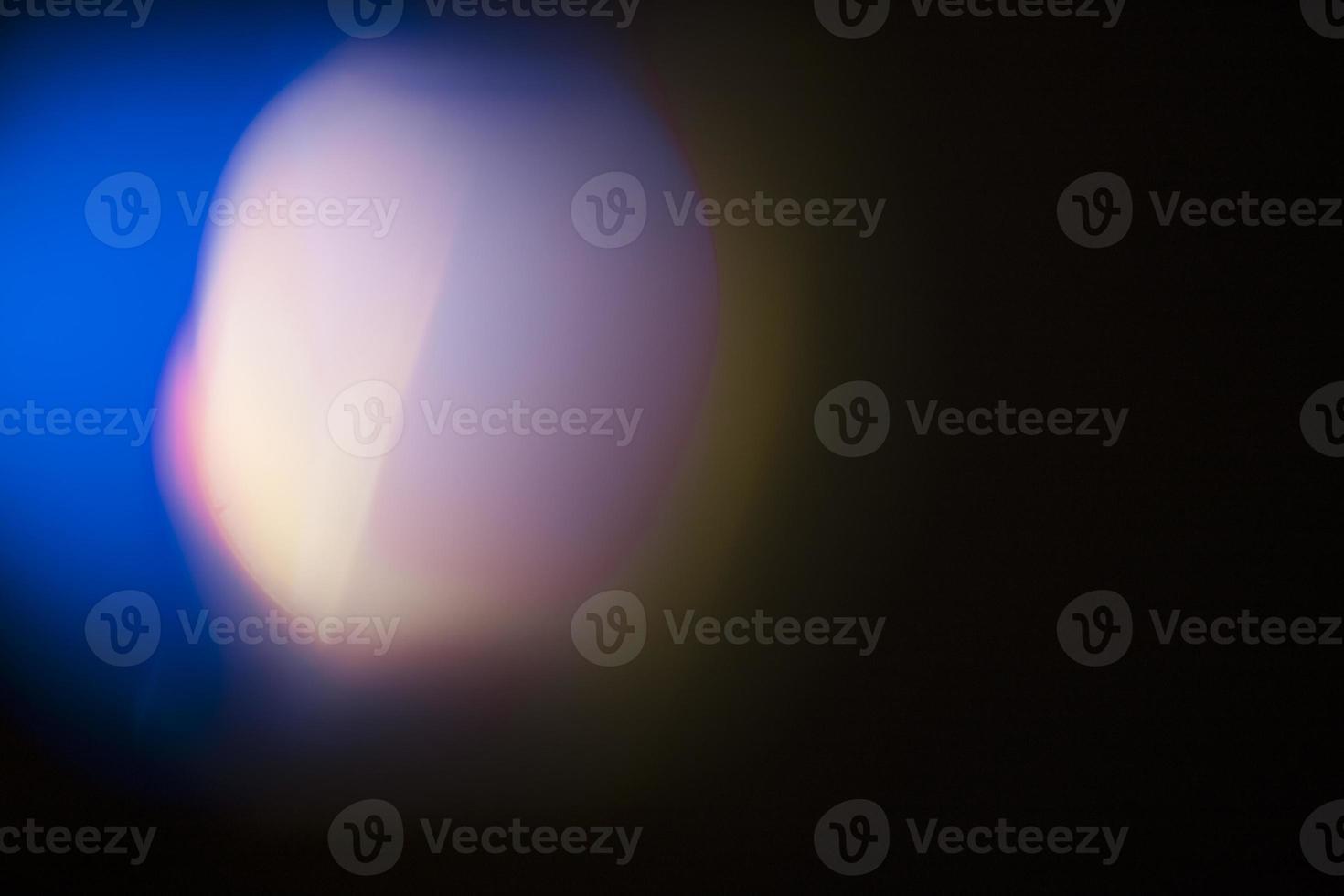 fondo negro claro brillante foto