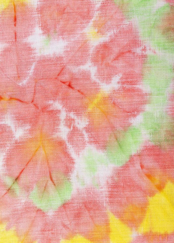 Colorful tie-dye pattern background photo