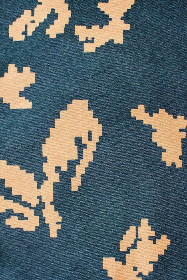 patrón de camuflaje - raster foto