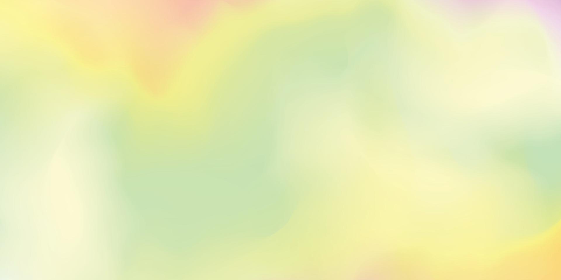 Concepto de fondo degradado colorido pastel abstracto para su diseño gráfico, vector