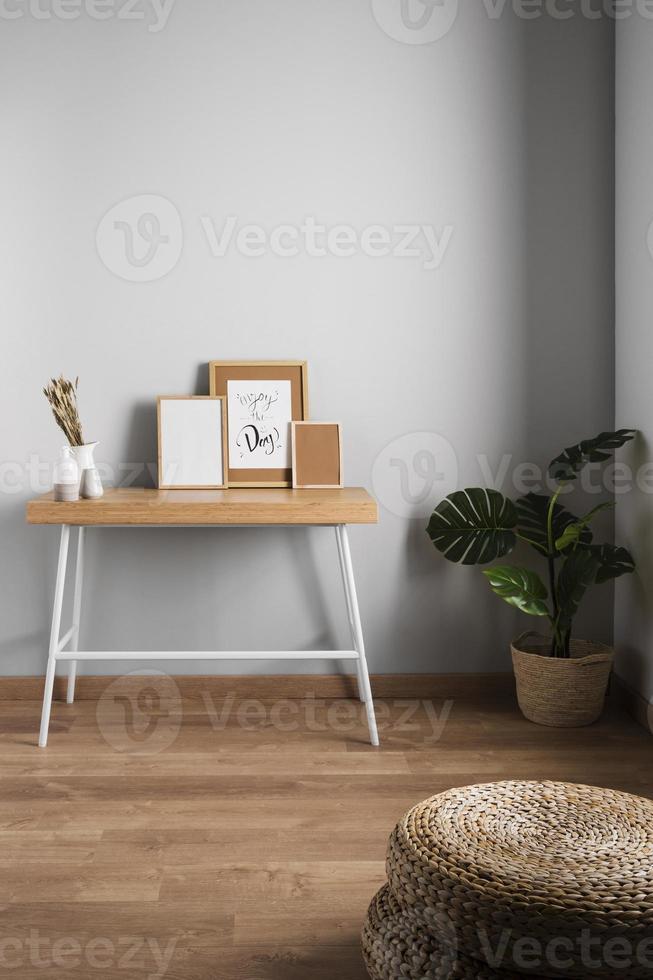 diseño interior minimalista foto