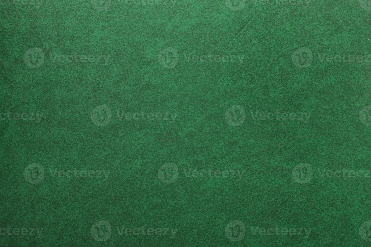 Fondo de textura de papel verde antiguo foto