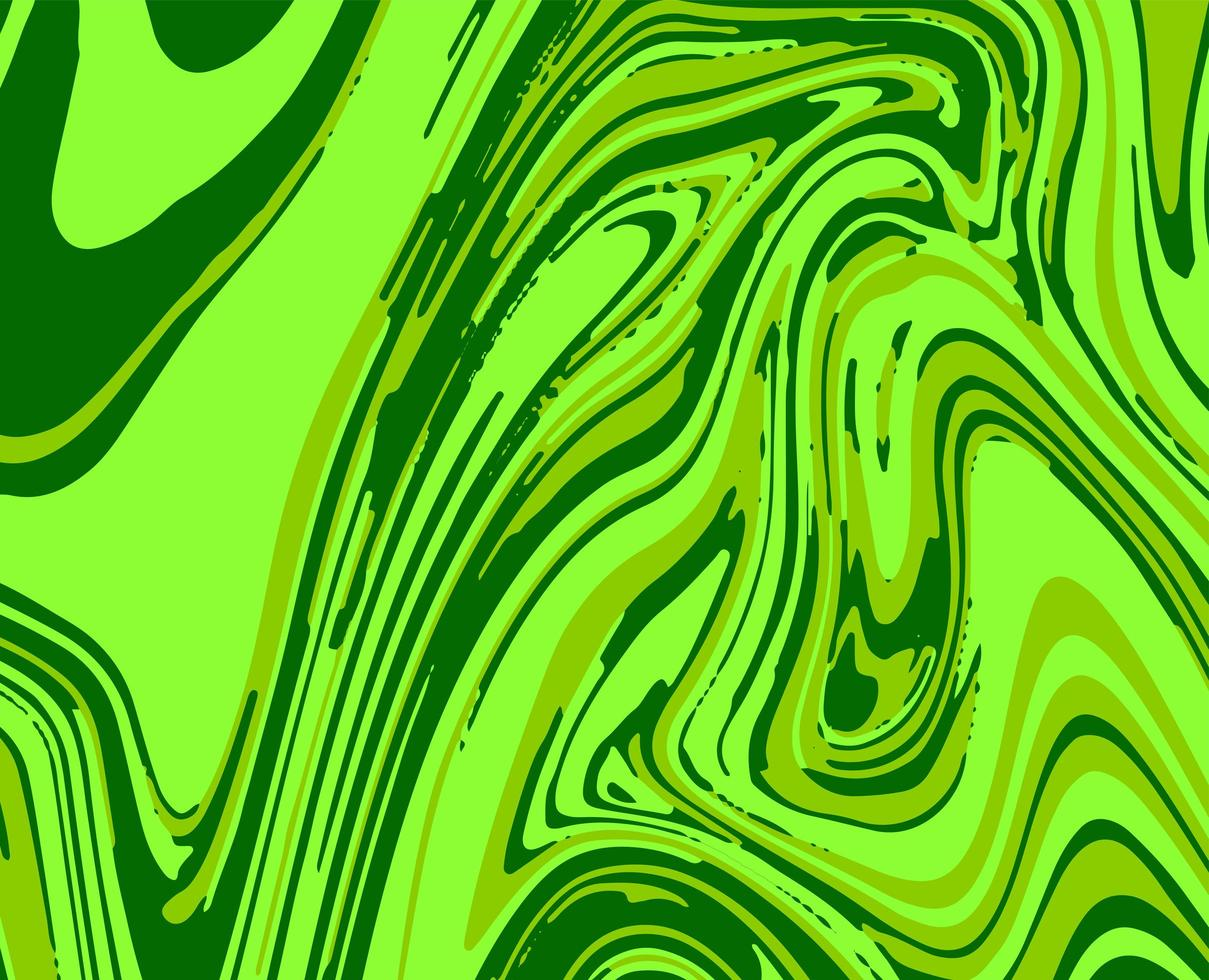 Background green abstract liquid splash space. Web backdrop pattern texture template for design and vector illustration.