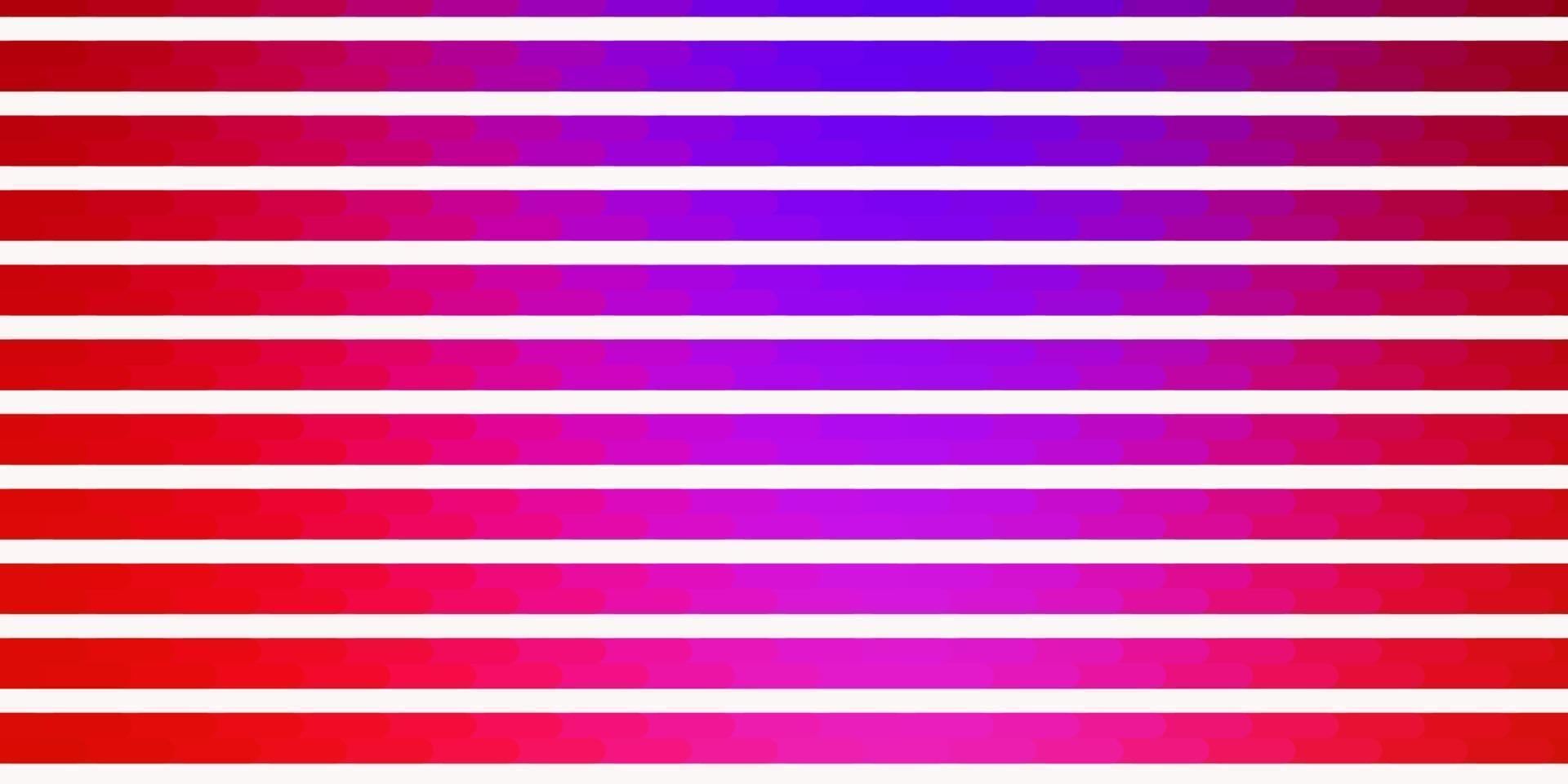 plantilla de vector de color rosa oscuro, rojo con líneas.