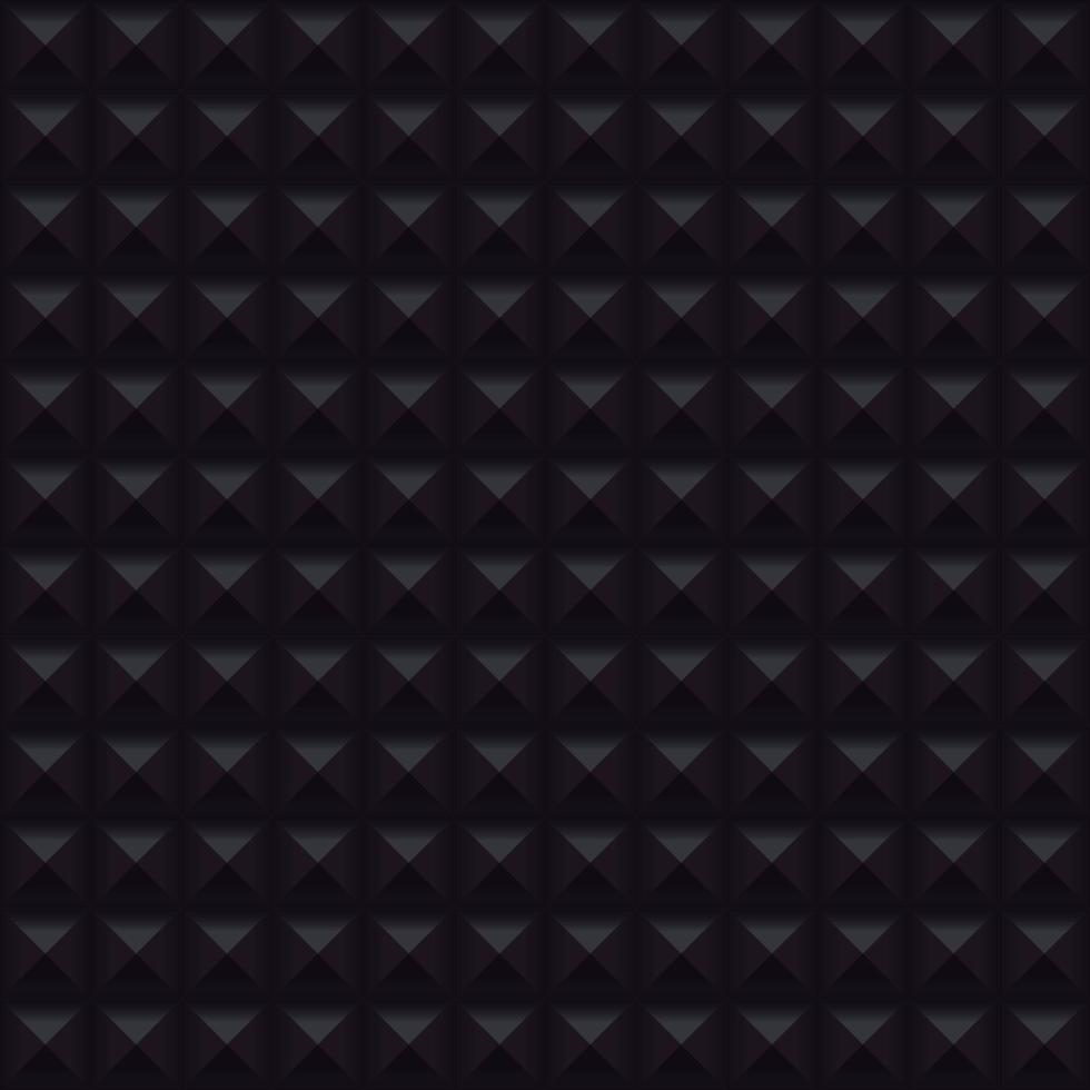 fondo negro abstracto vector