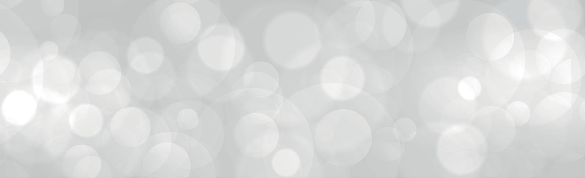 Bokeh borroso multicolor sobre un fondo claro vector