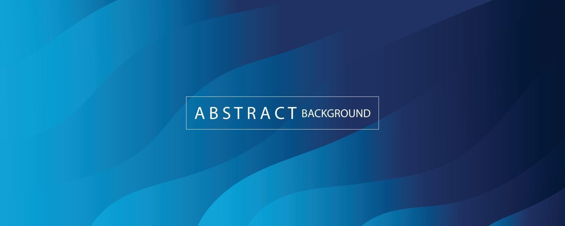 dark blue digital art and light in middle navy color design background vector