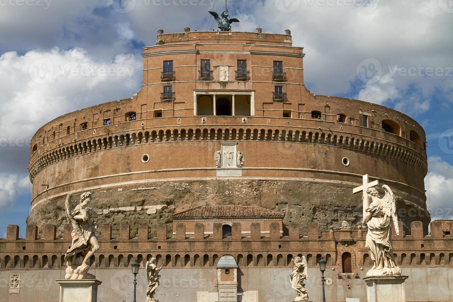 Castel SantAngelo in Rome Italy photo