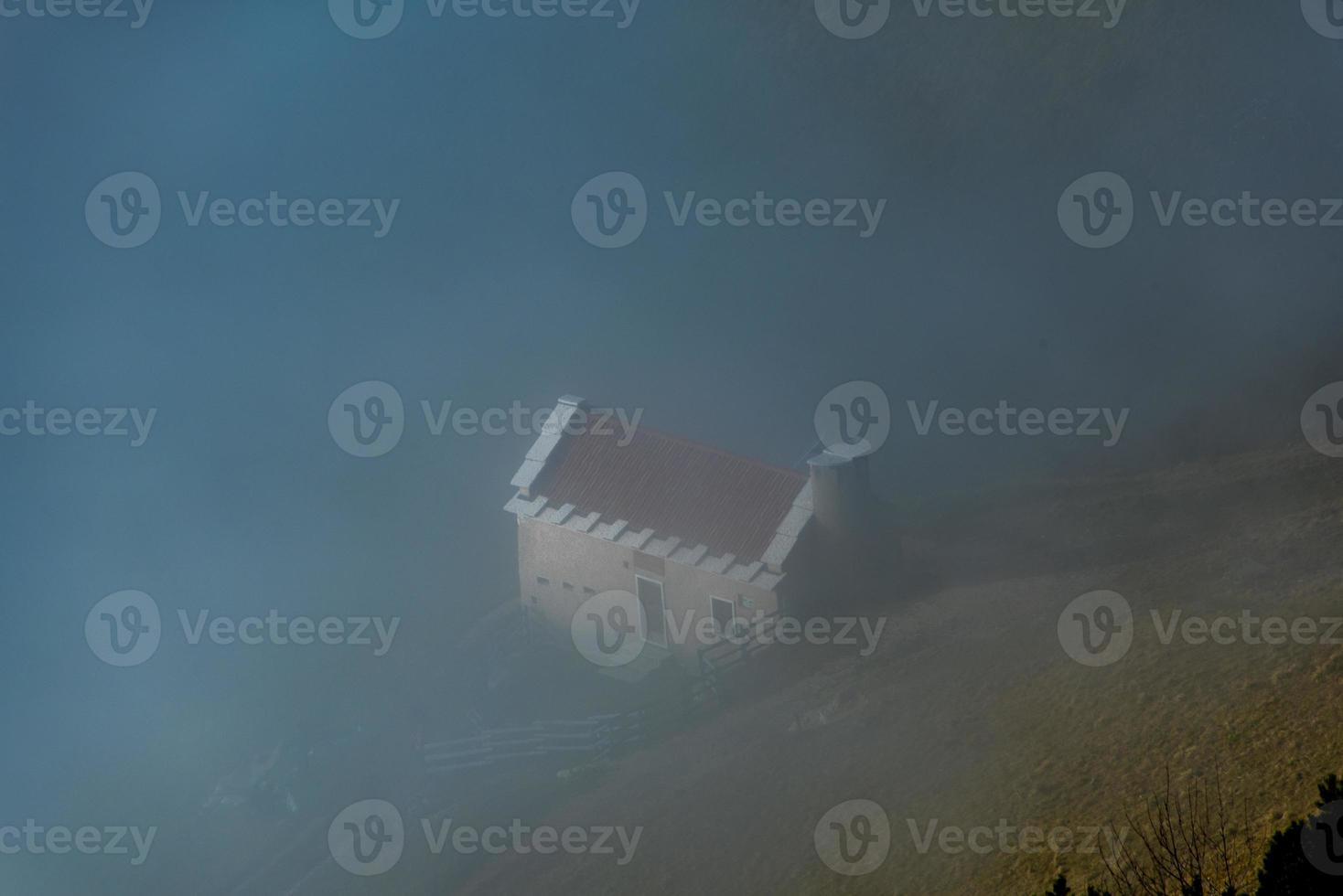 granjas alpinas tres foto
