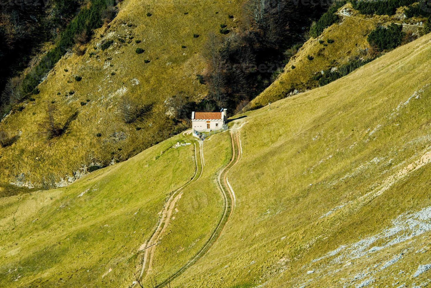 granjas alpinas uno foto