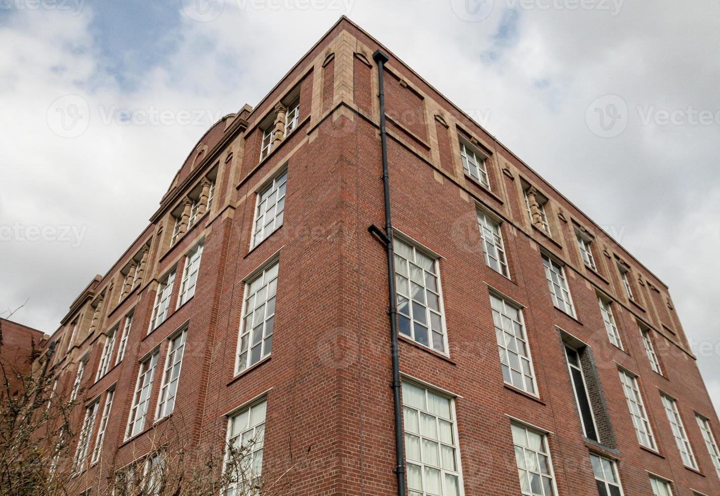 Corner of the Building photo