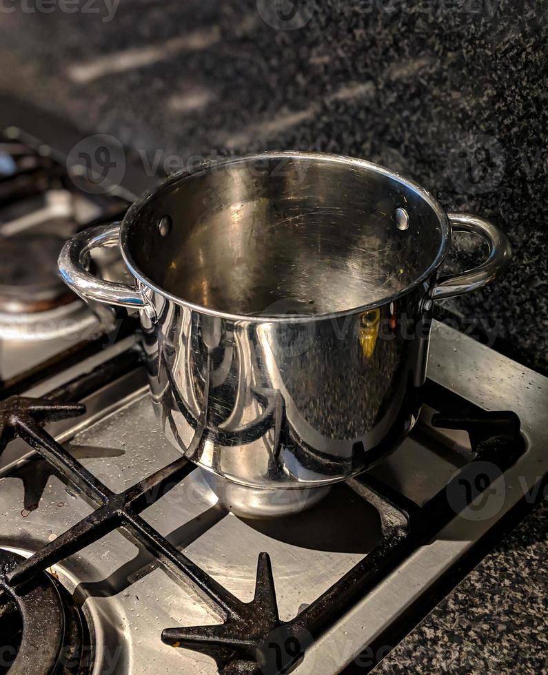 Metal Cooking Pot photo