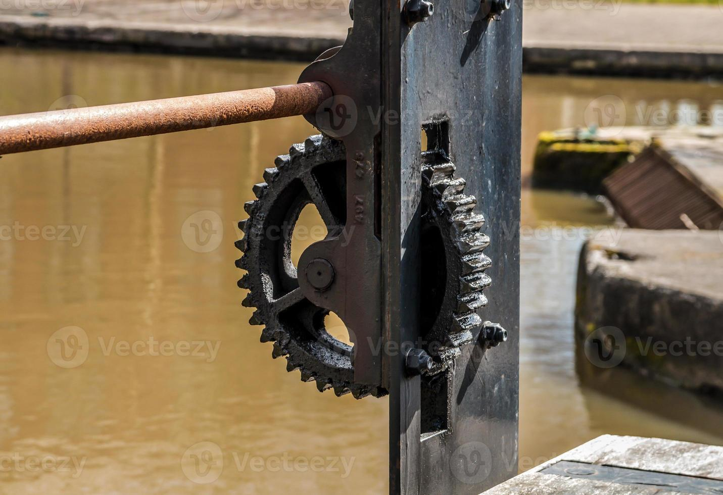 Oily Cog and Rusty Pole photo