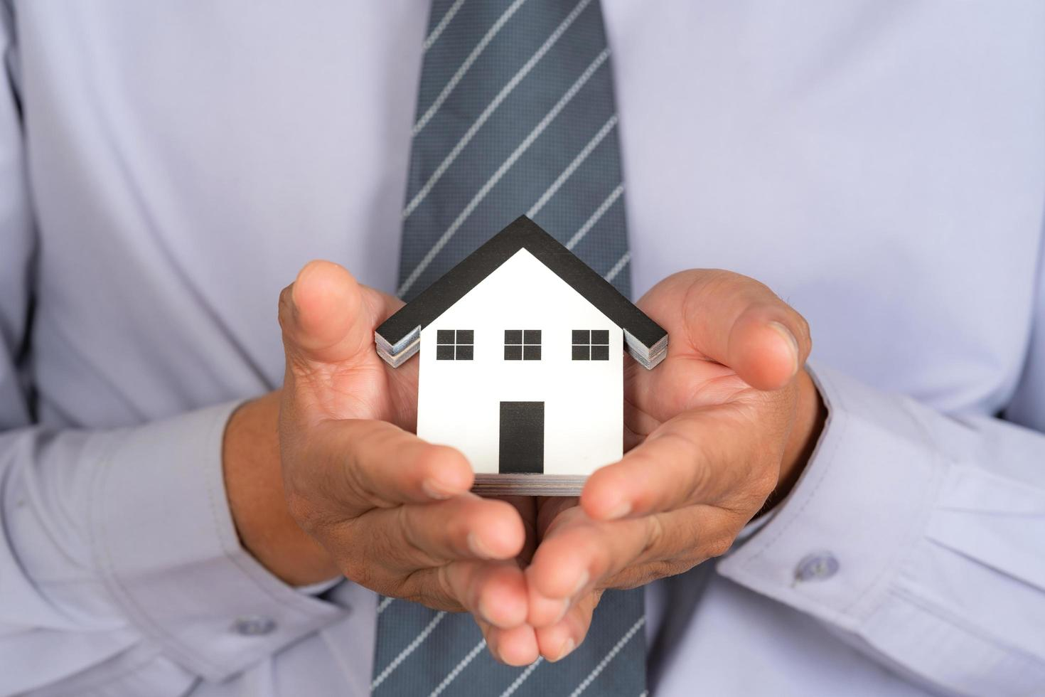 Insurance house concept House model on support hands Protection house safe protect 2509851 Stock Photo at Vecteezy
