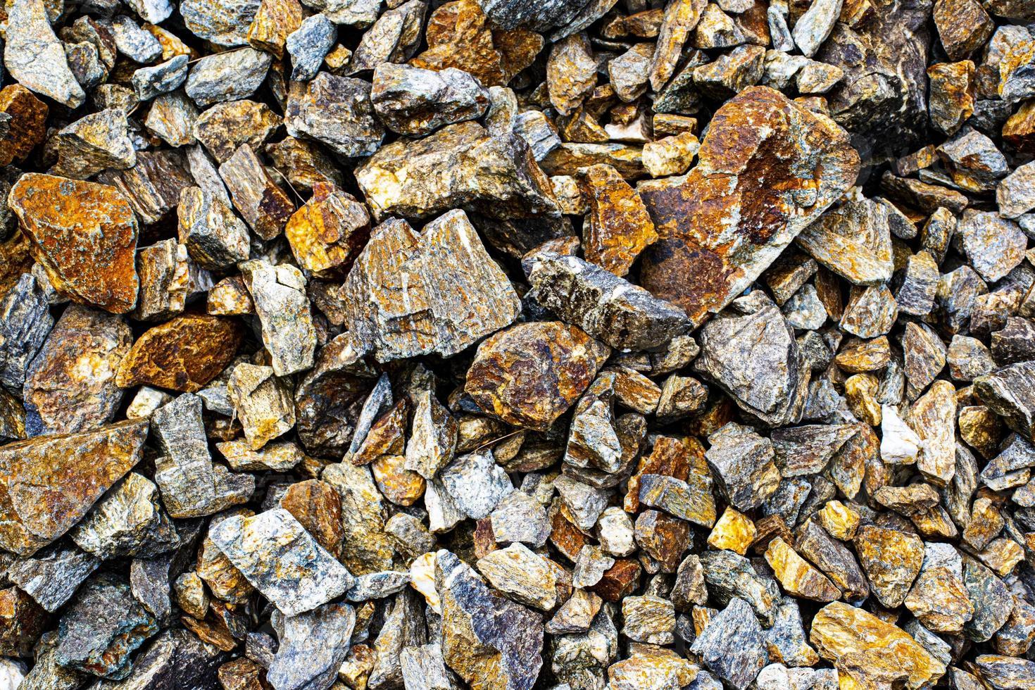 textura de roca de granito foto