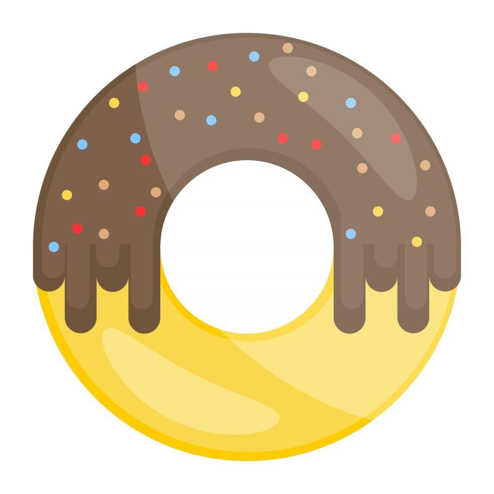 Donut Dessert Food vector