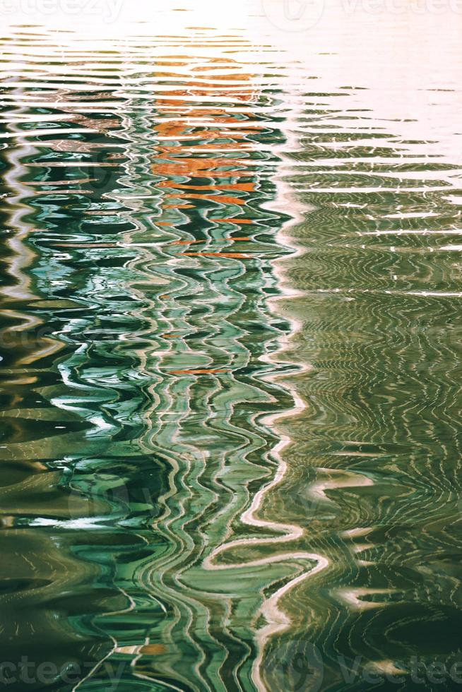 water reflection textured background photo