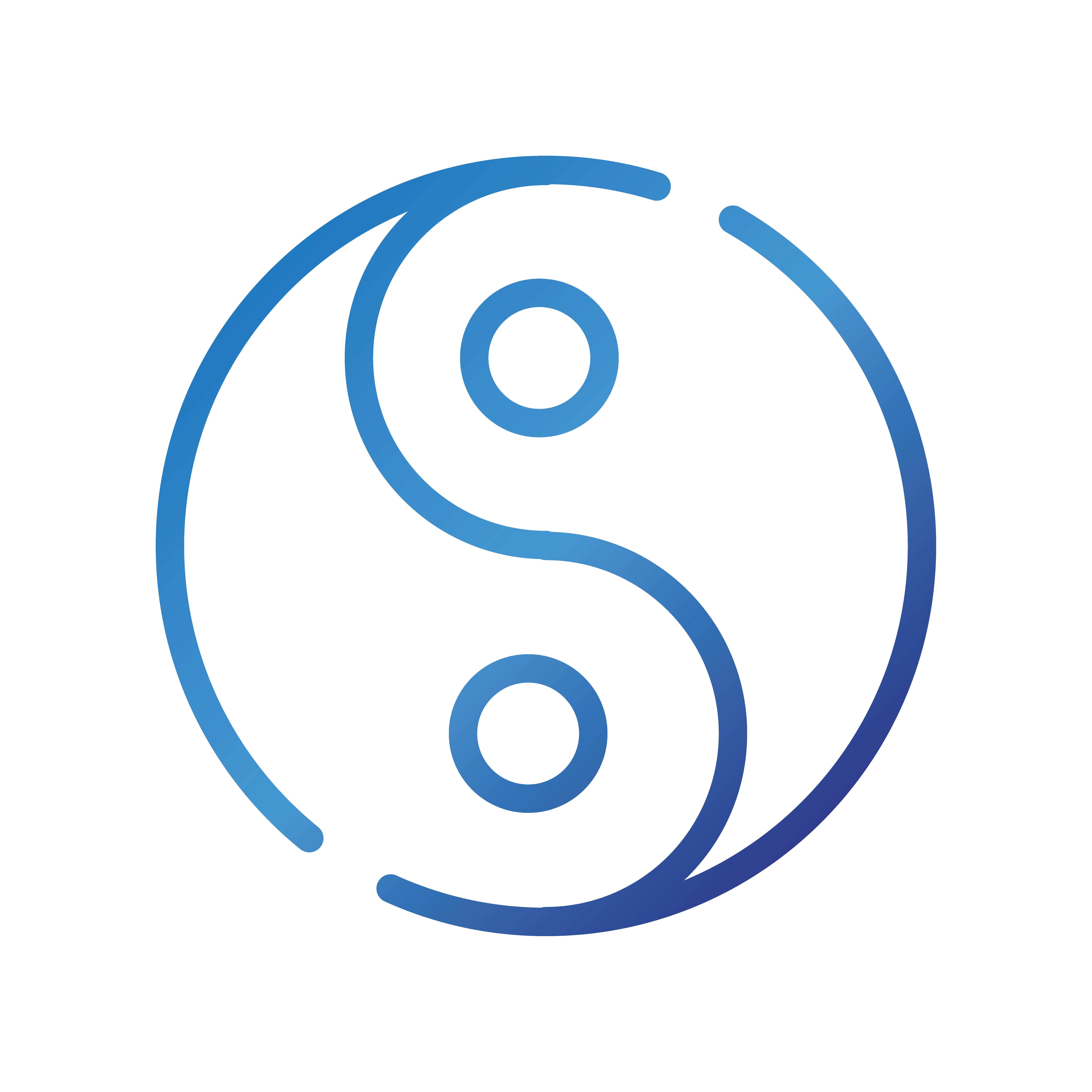 Paste symbol yin yang copy Yin Yang
