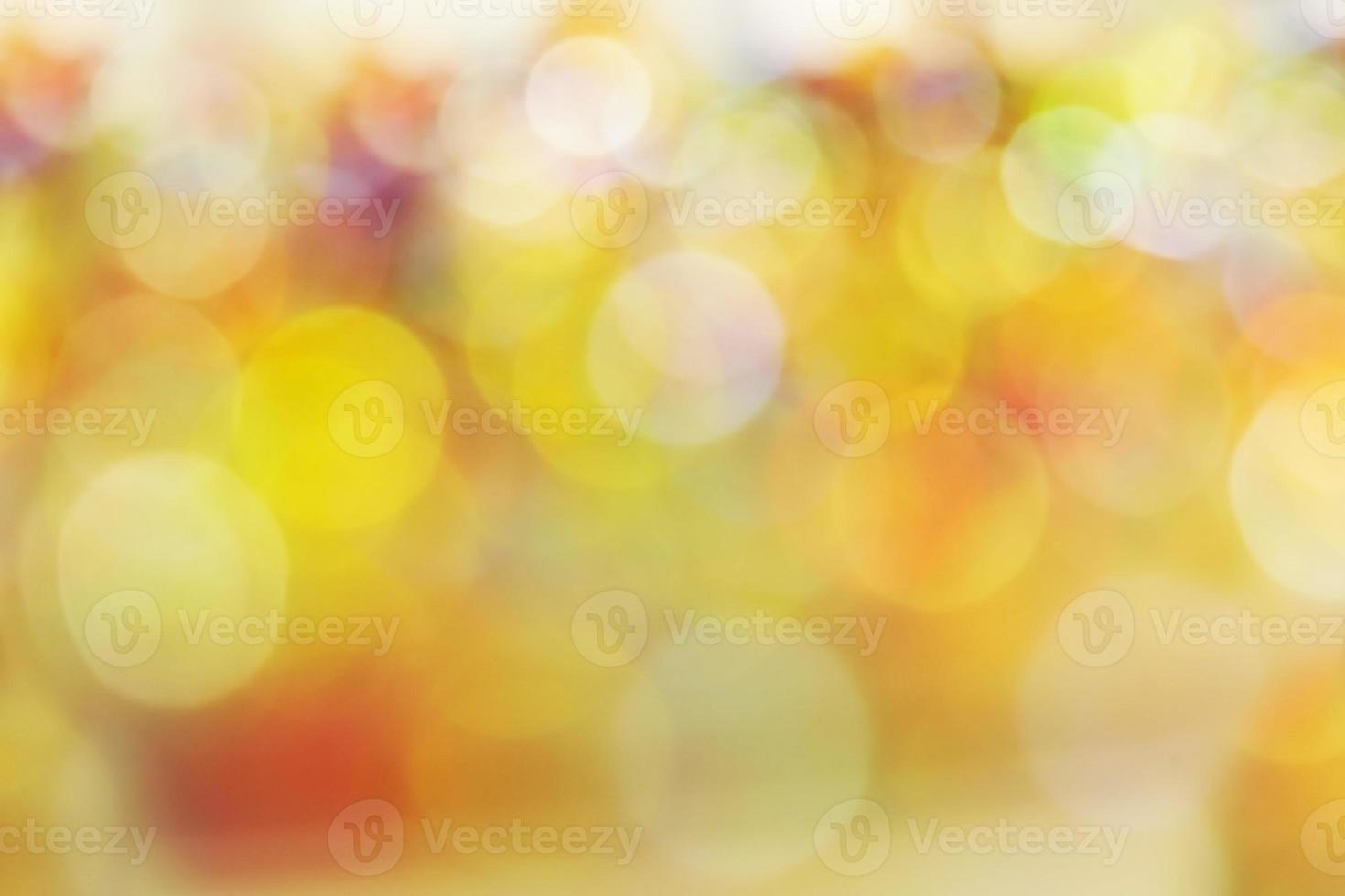 hermoso fondo abstracto bokeh foto
