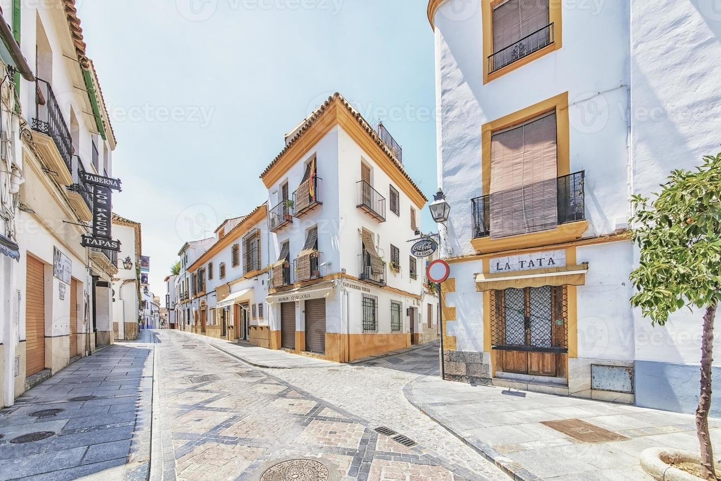Cordoba city in the daytime photo