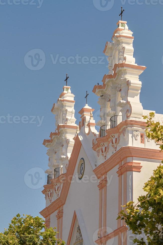 Church of El Carmen in Cadiz, Andalusia, Spain photo