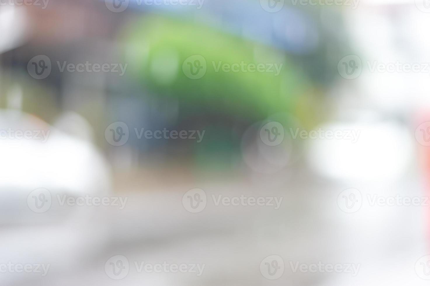 imagen borrosa, hermoso fondo blanco foto
