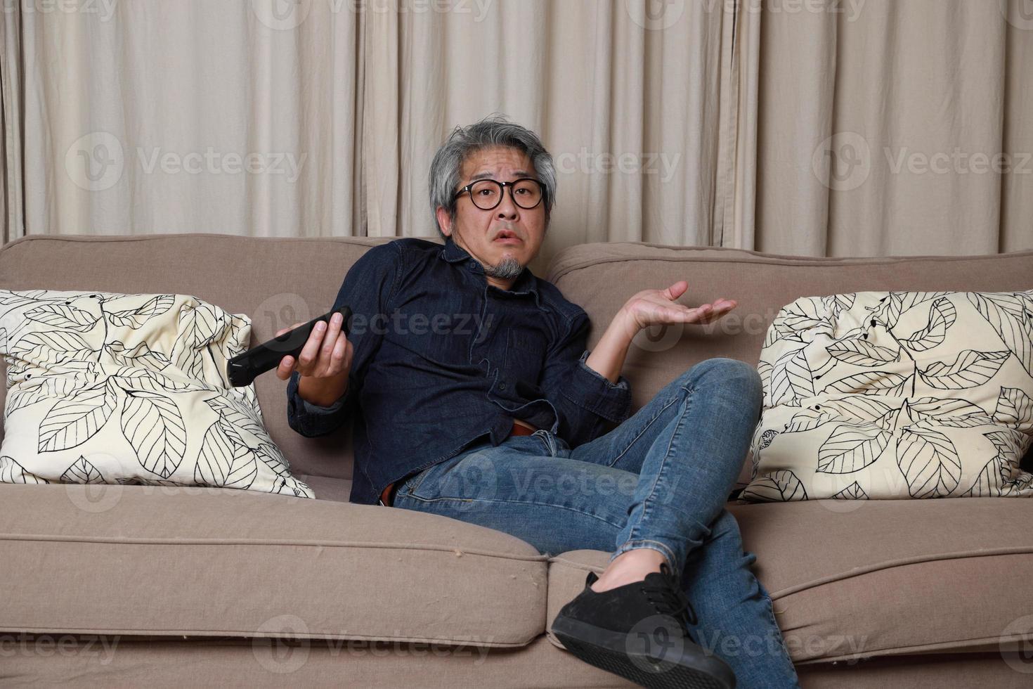 en la sala de estar foto