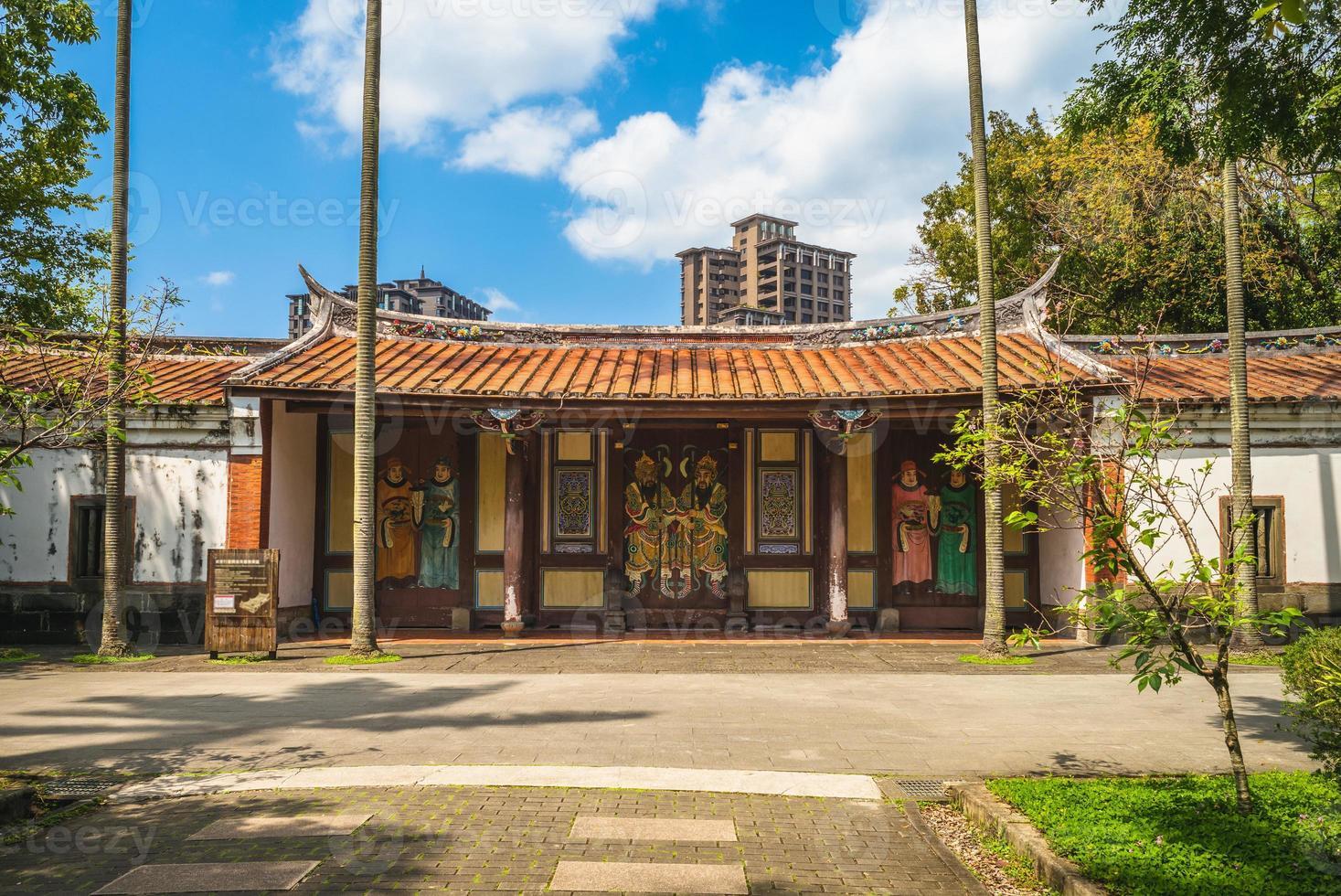 sala de administración provincial de taiwán de la dinastía qing, taipei foto