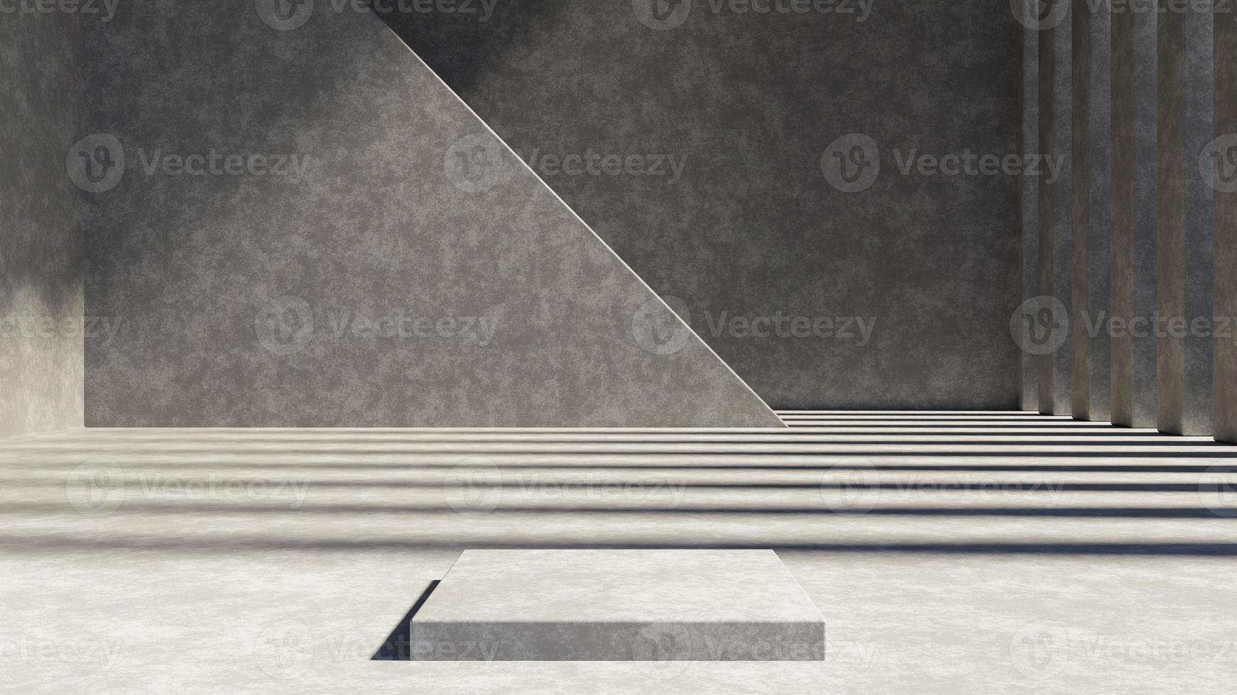 Abstract background, mock up scene for product display photo